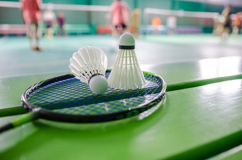 Sport Import - badminton